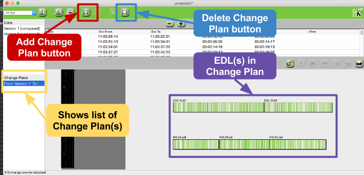10. Using the Change Plan